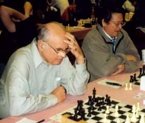 Don Schultz and Tom Dorsch scheme and plot together
