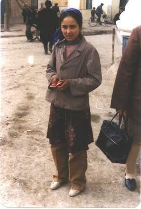 Uyghur sex