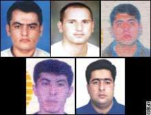 The Five Fugitive Pakistani Dishwashers